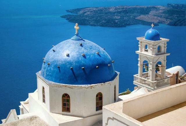 Que ver en Santorini