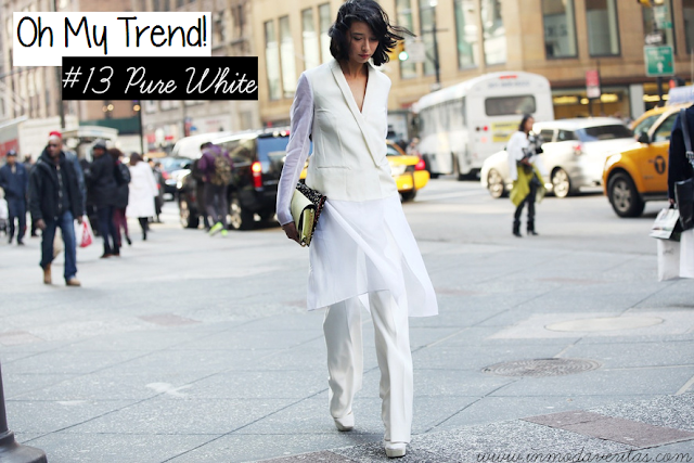Oh My Trend! || Pure White - In Moda Veritas blog
