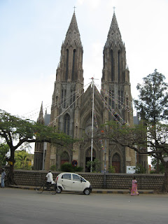 St. Philomena Church mysuru