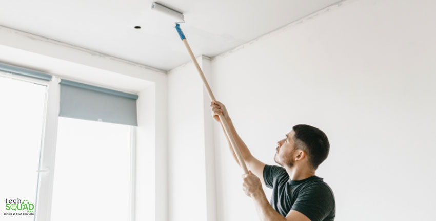 A Ceiling Is One Of The Neglected Parts House When You Talk About Painting But In Order To Improve Beauty Your Property Or For Aesthetic