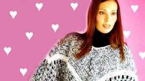 Poncho Crochet Muy Fácil / Paso a paso