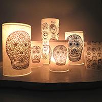 http://www.ohohdeco.com/2013/10/diy-calaveras-candle-jar.html