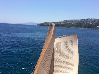 camel beach, kağıt salıncak, kitap, yorum