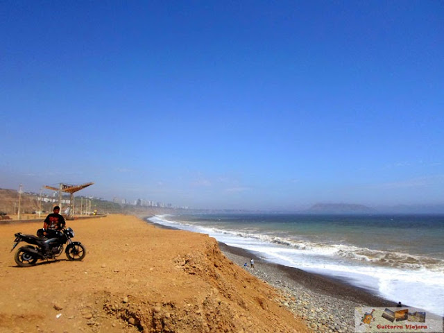 Costa Verde entre Magdalena y San Miguel Lima