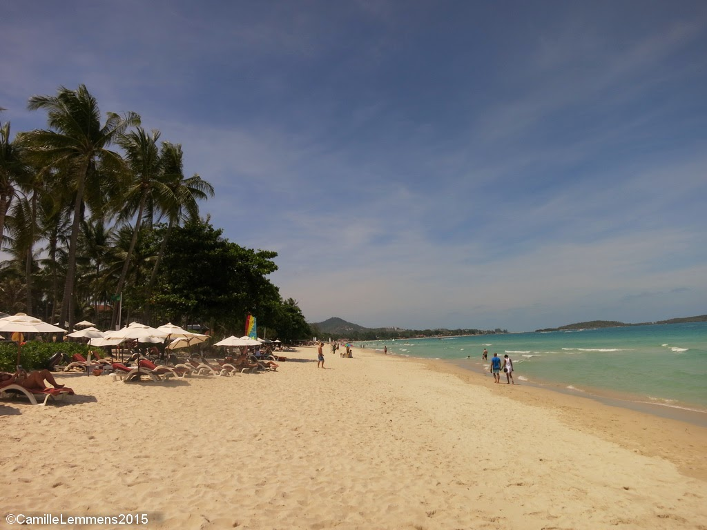 Koh Samui, Thailand daily weather update; 20th April, 2015
