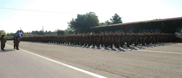ΓΕΣ: Αλλαγή Hμερομηνιών Κατάταξης στο Στρατό Ξηράς με την 2020 Ε΄/ΕΣΣΟ
