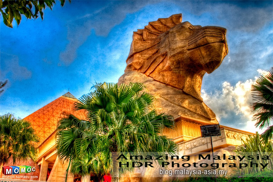 Sunway Shopping Mall HDR Photography