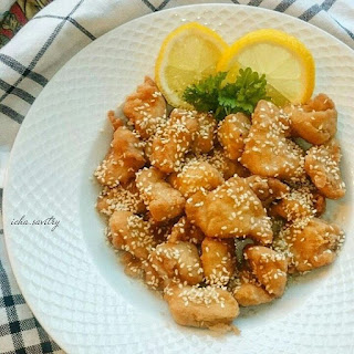 Ide Resep Masak Lemon Chicken
