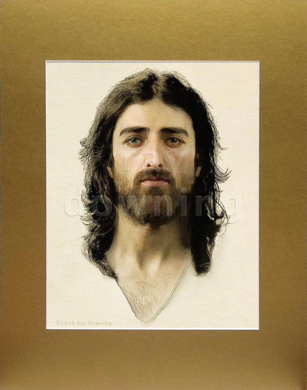 Jesus face of shroud Jesus Christ