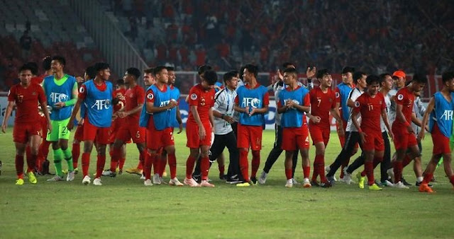 Hasil Drawing Kualifikasi Piala Asia U-19 2020: Indonesia Masuk Grup K