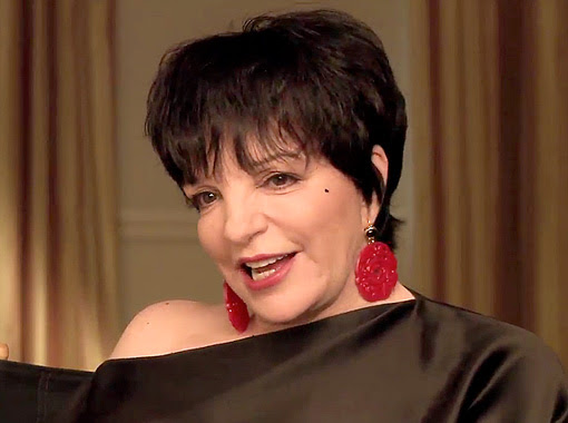 Liza Minnelli STEPPING OUT   : Liza Minnelli talks 'Cabaret