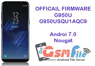 Update Firmware for Galaxy S8 SM-G950U ACE Nextech/C-Spire