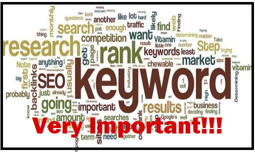 How to add Meta Keywords
