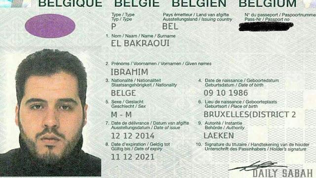 Peringatan Turki Soal Pelaku Bom yang Diabaikan Belgia