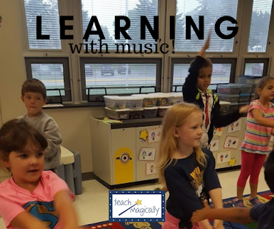 Teach Magically Blog post Learning with Music
