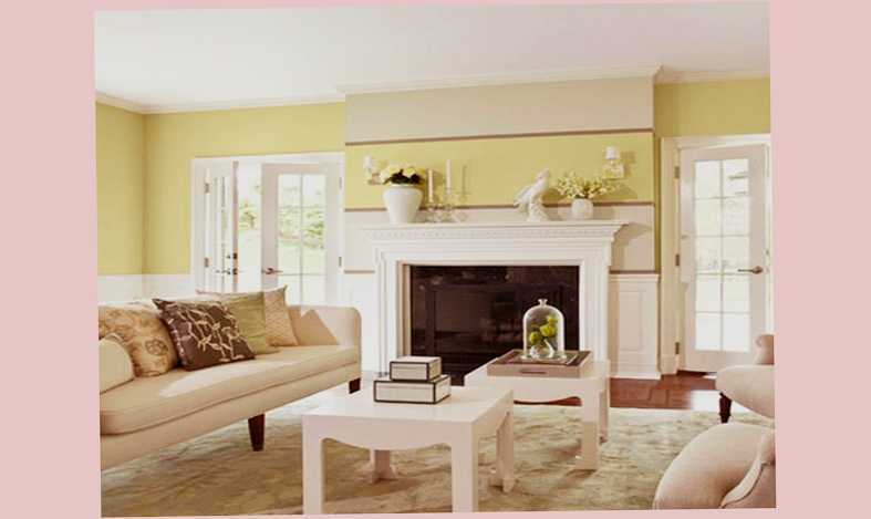 Popular Paint Colors for Living room 2016 - Ellecrafts