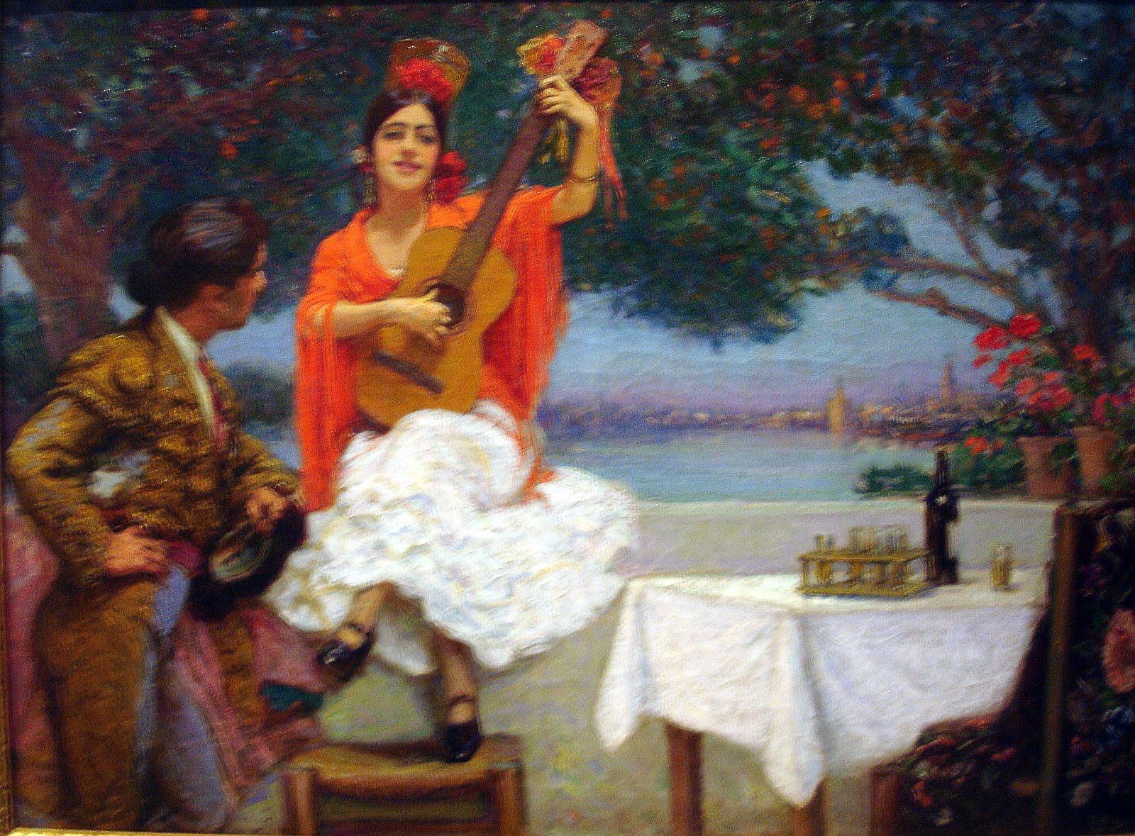 Y sevilla en el museo de bellas artes de sevilla - Pintores en bilbao ...