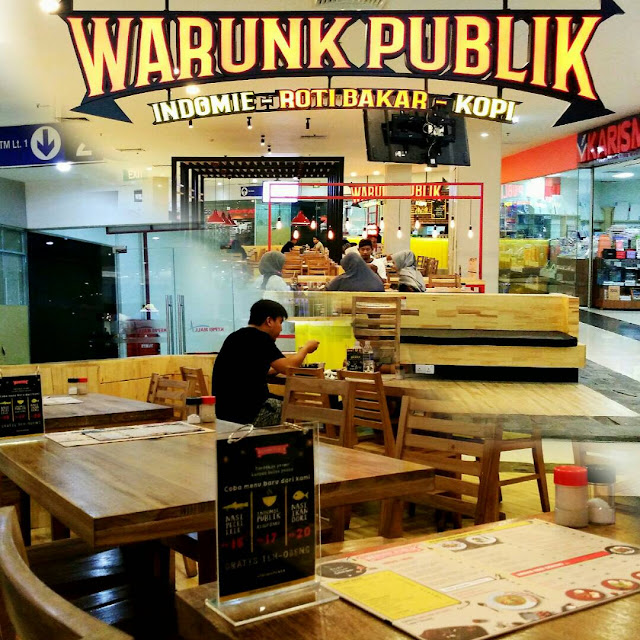 Warunk Publik Best Cafe Romantis Kuliner Batam Tempat Wisata Seru untuk Nongkrong