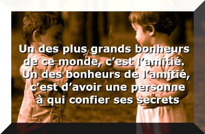 Citation Damitié Poème Damitié Phrase Damitié