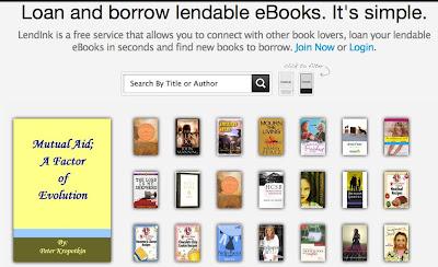 LendInk book loan