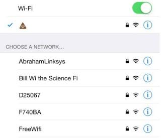 wifi names