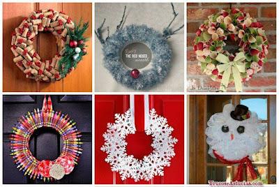 Reflexiones y tips para ti muy buenas ideas para decorar - Ideas navidad manualidades ...