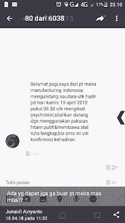 PT Meira Manufacturing Indonesia