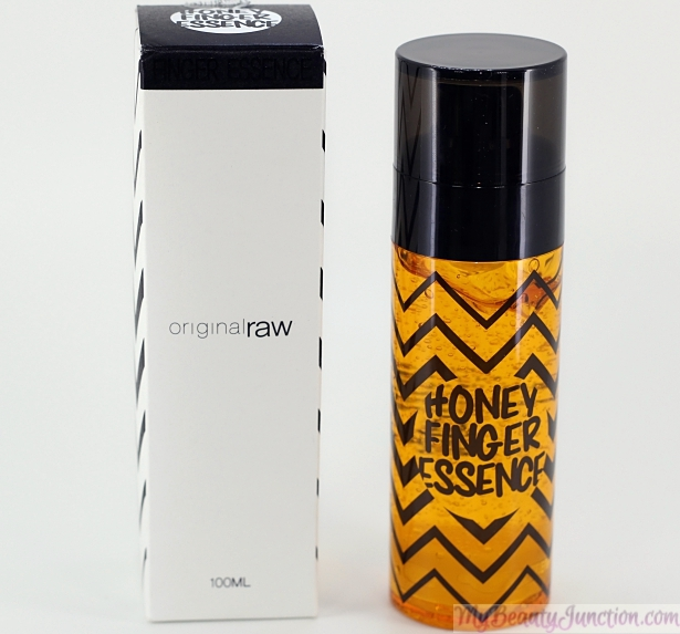 Original Raw Honey Finger Essence