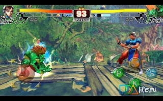 Street Fighter 4 APK OBB MOD Download - haxsoft club