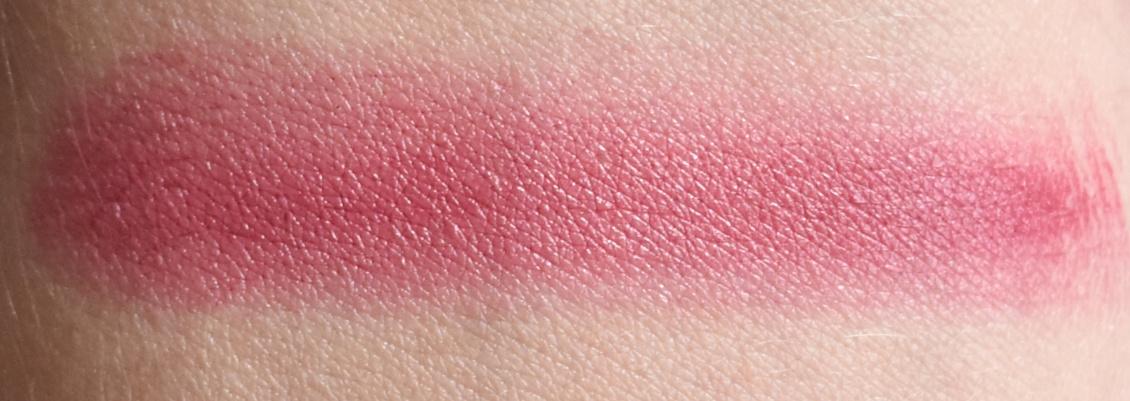 beautypress Naturkosmetik Event Favoriten - ZUII Lip & Cheek Creme Pan  Swatch