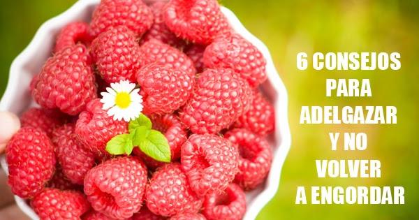 ¿Seguir una dieta no te funciona? 6 consejos para..