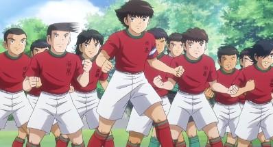 Captain Tsubasa (2018) – Episódio 31