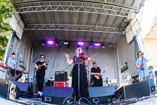 Wild Child at The Toronto Urban Roots Festival TURF Fort York Garrison Common September 18, 2016 Photo by John Ordean at  One In Ten Words oneintenwords.com toronto indie alternative live music blog concert photography pictures