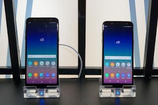 Inilah Spesifikasi dan Harga Smartphone Samsung Terbaru, Galaxy A6 Plus dan A6