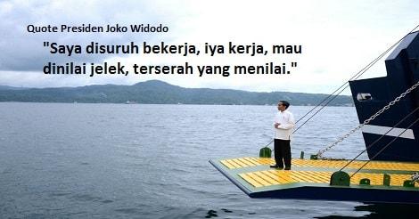 Quote Presiden Joko Widodo