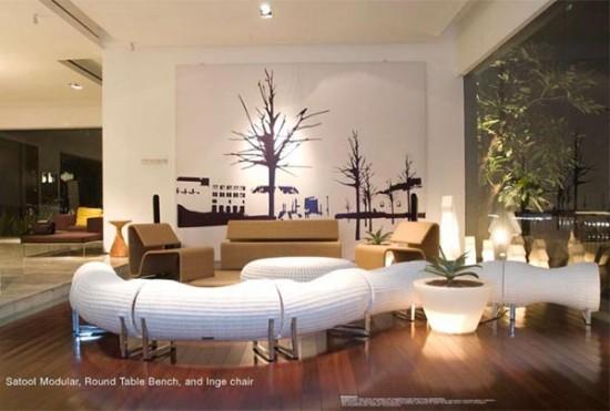 Moderno dormitorios indonesia modernos muebles de rat n for Muebles de indonesia