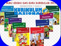 Download Buku Guru Dan Siswa Kurikulum 2013 Kelas 3 SD/MI