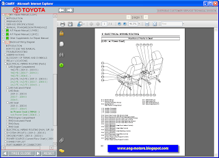 Toyota Camry repair Manuaا