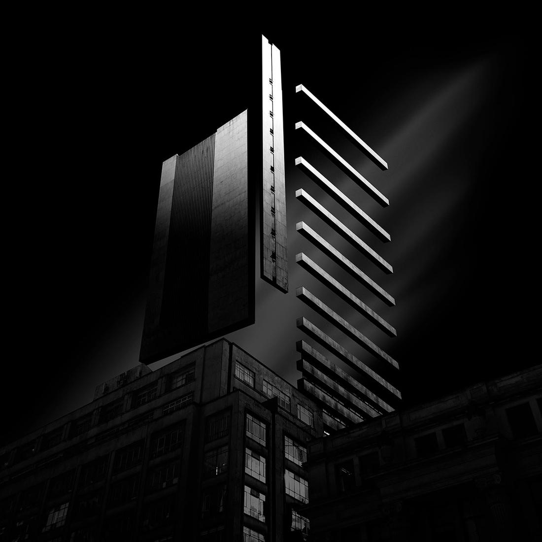 03-Daniel-Garay-Arango-Black-and-White-Surreal-Photographs-Architectural-Deconstruction-www-designstack-co