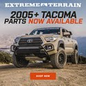 Tacoma & Wrangler Parts and Accessories