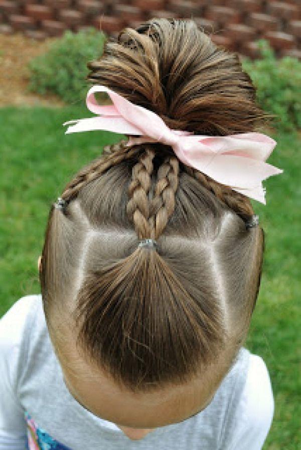Cute%2BEasy%2BHairstyles%2BFor%2BLittle%2BGirls%2B%25282%2529 30 Cute Easy Hairstyles For Little Girls Interior