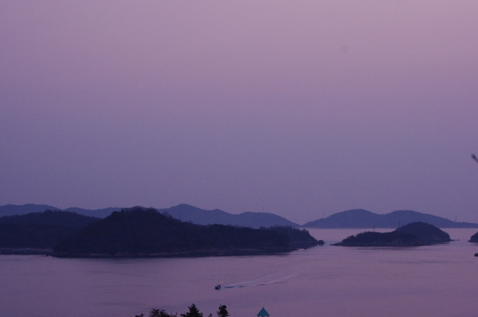 Old Man and The Seto Inland Se...