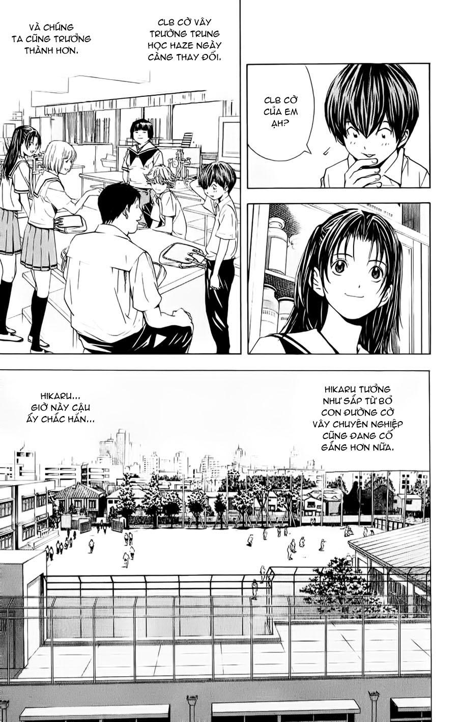 Hikaru No Go hikaru no go chap 141 trang 16