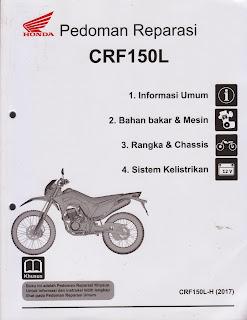Honda Crf 150 Buku Manual