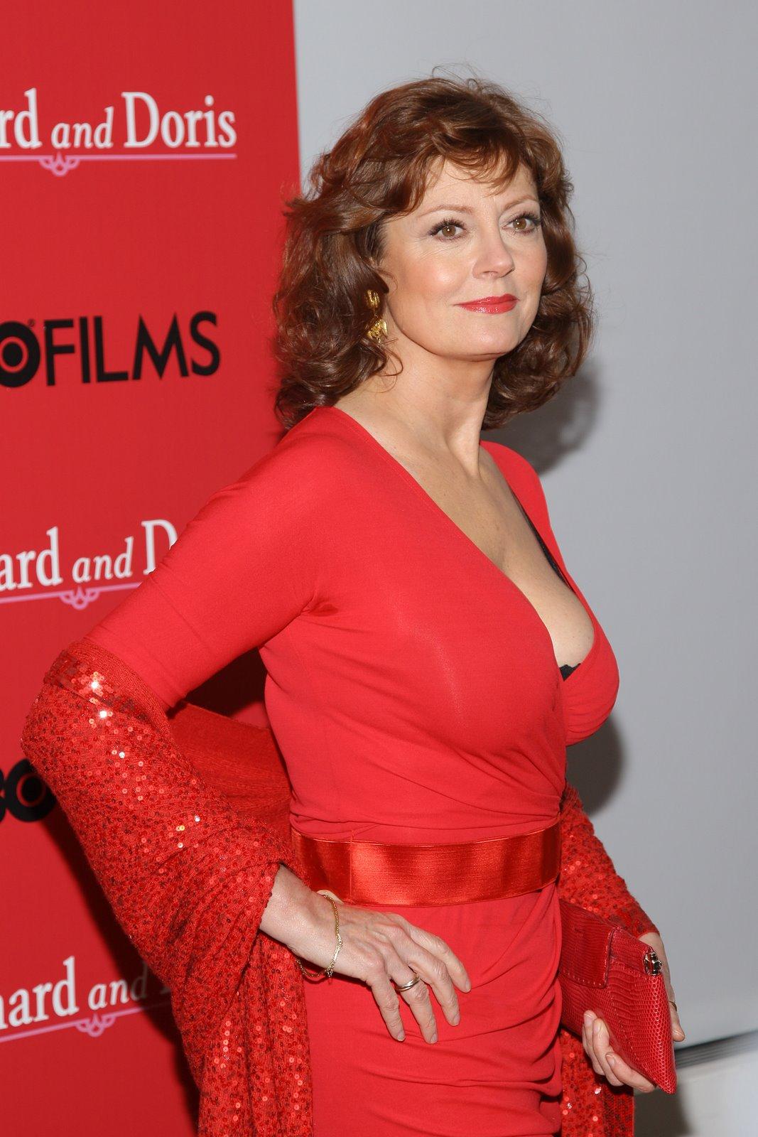 Actrices de + de 40 ans: Susan Sarandon - 64 ans