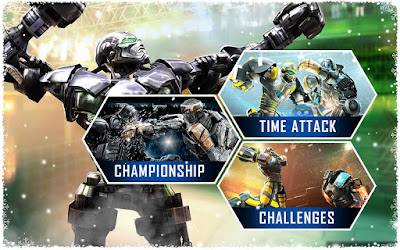 Real Steel World Robot Boxing v34.34.998 Apk Android