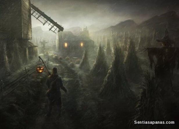 Jack O' Lanterns Myth