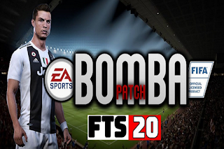 Download FTS 20 Mod Bombapatch 9.1 Full HD Update 2019 Apk Data Obb