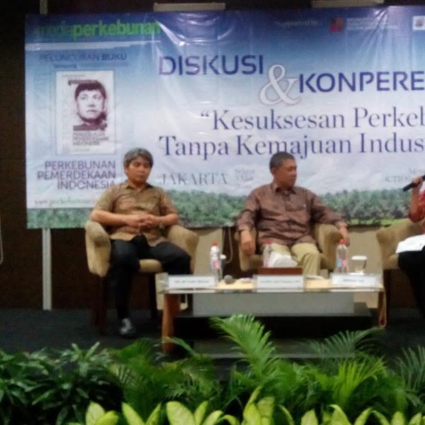 Diskusi dan Peluncuran Buku Perkebunan Pemerdekaan Indonesia