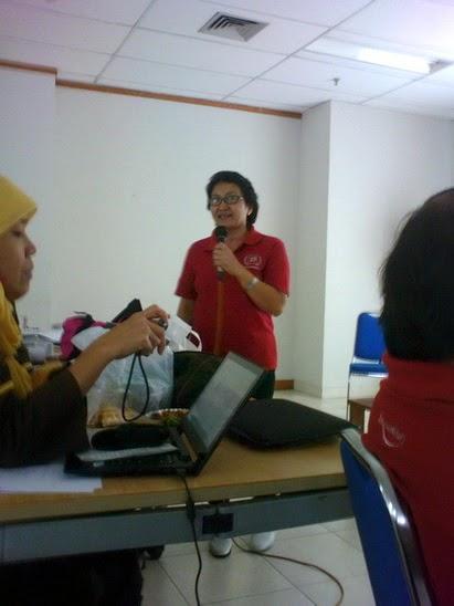workshop menulis di bandung